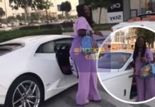 Video: Actress Jackie Appiah Shows Her Fleet Of Luxurious Cars She Sells In Dubai