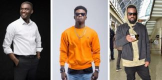 VGMA 2018: Joe Mettle, Kuami Eugene, and Sarkodie Win Gospel, Highlife, and Hiplife/Hiphop song of the year