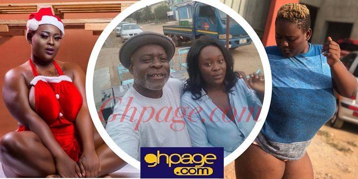 Photos: Allegedly, Kofi Adjorlolo & Son Have Slept With Same Snapchat Slay Queen, Ama Richest