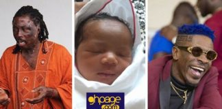 Here Are Photos Of Yaa Bonsam Shatta, Nana Kwaku Bonsam's Daughter He Named After Shatta Wale
