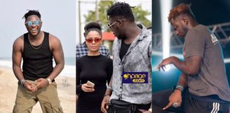 """Do You know 'Poof' Means A """"Homosexual""""? So Why Is 'Poof' The Slogan Of GH Rapper, Medikal?"""