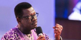 Dr Mensah Otabil Caution Ladies Not To Waste Their Time With Old Men