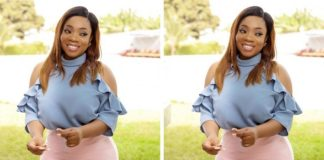 """""""It feels great to be alive"""" - Says Moesha Boduong as she drops tasty photo after 'S£X 4 Cash' comment"""