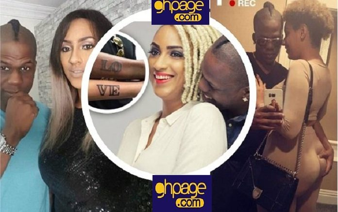 Juliet Ibrahim Deepens The Breakup Rumors Between Her And Her Nigerian Boyfriend, Iceberg Slim With Her Latest Post On Instagram (Read)