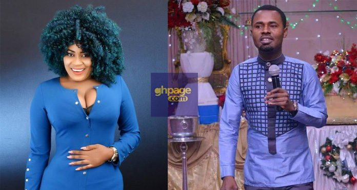 REVEALED: Actress Mentions Ernest Opoku As The Gospel Musician Who Gave Her 15 GTP Cloths And GHC5000 To Secretly Abort 3-Month Old Pregnancy After Cheating On His Wife