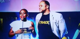 Video: Watch What TV3 Did To Nana Aba Anamoah When She Asked A Question At The Just Ended VGMA