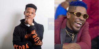 """""""I have heard the name Shatta Wale but not his works. I don't know if he is a man or woman,"""" - South Africa's Nasty C"""