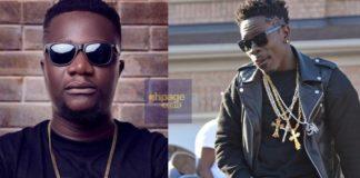 Obibini Mocks Shatta Wale, Tells Nana Appiah To Give Hm Money For His Mouth Surgery