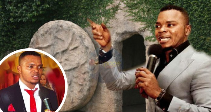 """""""I was the angel who rolled out the stone from the tomb when Jesus resurrected"""" – Angel Bishop Daniel Obinim"""