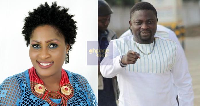 Brother Sammy's 'Diss' Song To Cecilia Marfo And Ernest Opoku was Out Of Pain - Patience Nyarko
