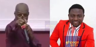 """""""God Will Kill You And Replace You Like King Saul"""" - Angry Prophet Prophesy Death Over Brother Sammy And Caution Gospel Musicians(Video)"""