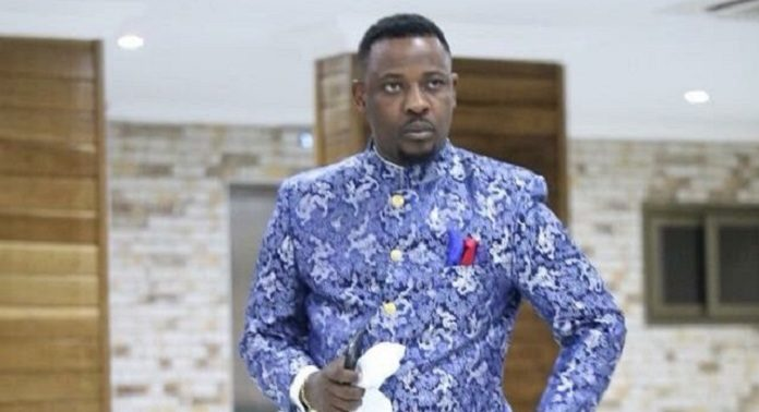Prophet Nigel reveals why he sleeps with other women behind his wife