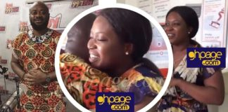 Romantic: Sammy Forson Proposes To Long Time Girlfriend In Public: She Said Yes [Watch Video]