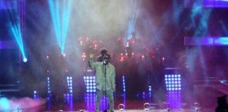 Sarkodie changes 2018 VGMA Atmosphere With His Brighter Day Performance