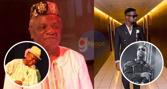 Video: Sarkodie is the greatest artist I've ever seen - Nana Kwame Ampadu