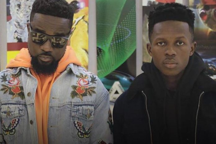 Strongman Apologizes To Sarkcess Management Over #SarkEffect Tweet