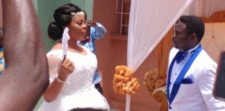 Photos: Gospel Musician Seth Frimpong Remarries After Wife Abandoned Him Because of Illness