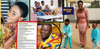 Social Media Users Troll 'Akua Ghana's Most Beautiful' for being the 4th Wife Of The 'Old Rich' Dr. Kwaku Oteng(With Screenshots)