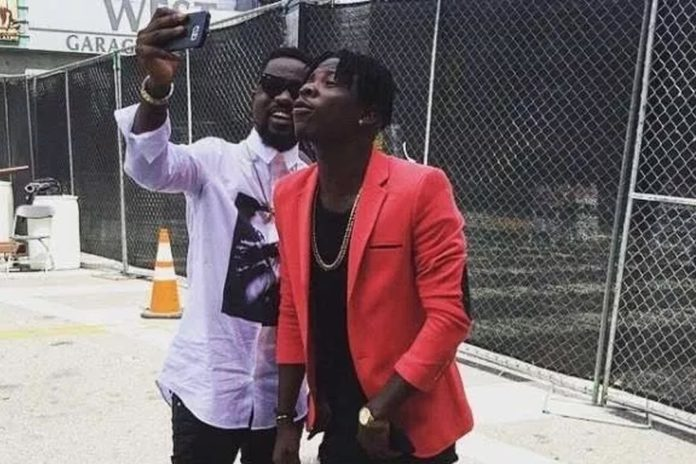 Stonebwoy and Sarkodie To Represent Ghana At One Africa Music Festival