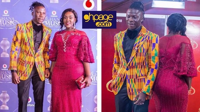 Stonebwoy and Wife Dr. Lousia Ansong 3 - Stonebwoy and wife, Dr. Louisa welcome a bouncy baby boy?