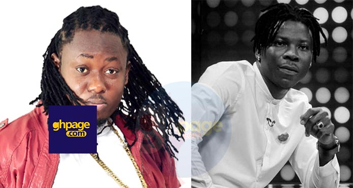 Hot Audio: Stonebwoy's cousin tag him as stingy and ungrateful on Zylofon FM after all what he's done for him