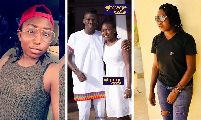 Check Out These Beautiful Photos Of Stonebwoy's Younger Sister Sarah Satekla