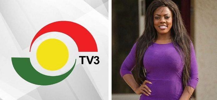 VGMA 2018: TV3 apologizes for 'loss in transmission' when Nana Aba Anamoah was on stage