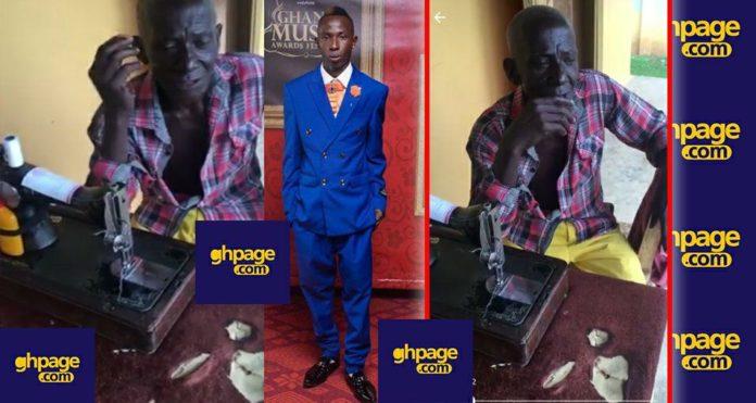Video: The 'Oluman' tailor who designed Patapaa's oversized suit finally speaks