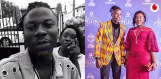 This Video Of Stonebwoy 'Chopping' Love With Dr. Louisa Will Definitely Make You Jealous