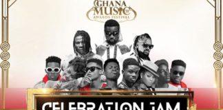 Sarkodie, Stonebwoy, Samini, Kwesi Arthur And Others Set to Perform At The VGMA Celebration Jam