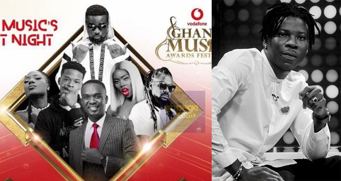 Exclusive: Stonebwoy Will Be Performing at 2018 VGMA's Despite Initial Exclusion – Charter House