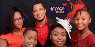"""Family Is Everything"" - Van Vicker Writes As He Breaks The Internet With A Family Photo"