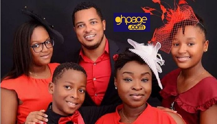 """Family Is Everything"" – Van Vicker Writes As He Breaks The Internet With A Family Photo"
