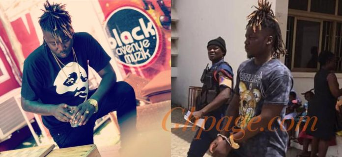 Ghanaian Artist Wisa Greid Vows To Go To Jail Than To Pay The Court Fines