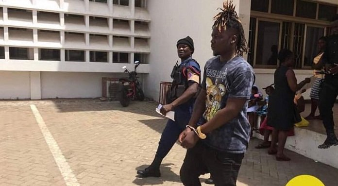 Ghanaian Artist Wisa Greid Vows To Go To Jail Than To Pay The Court Fine