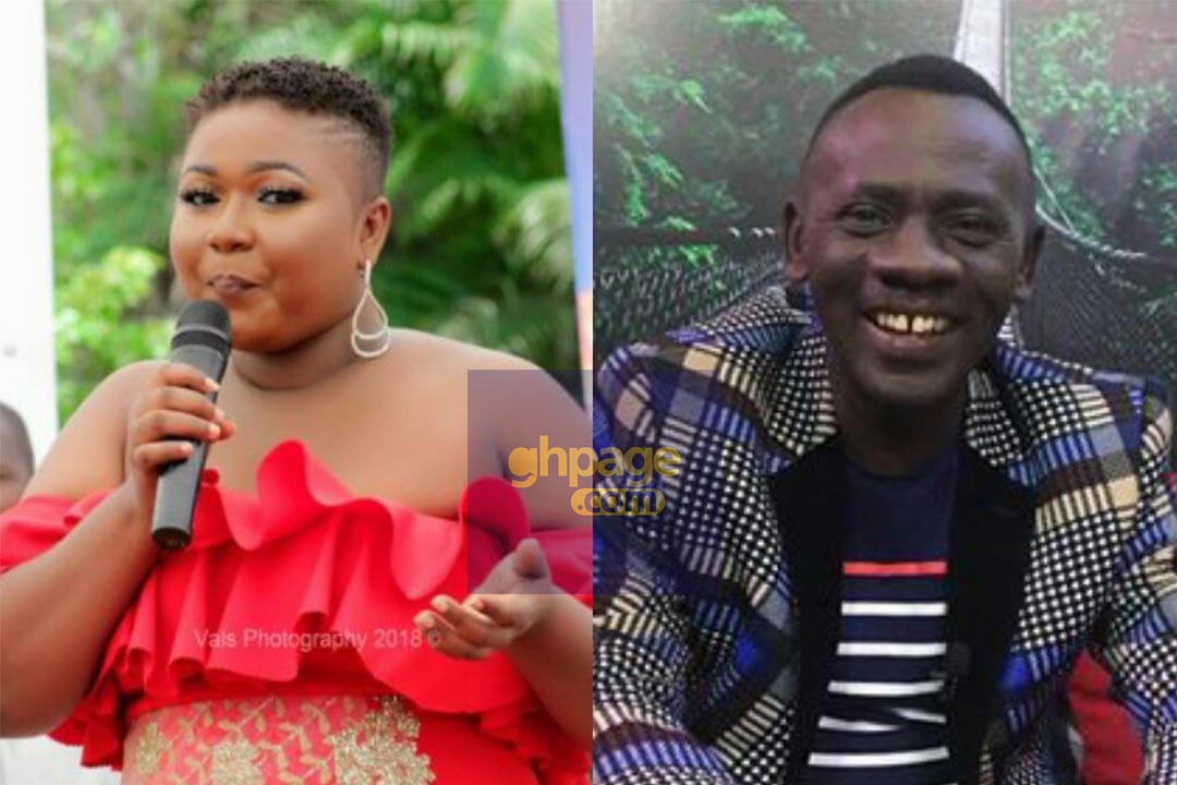 My Dream Is To Kiss And Roll My Tongue On Akrobeto's Nose – Kumawood Actress