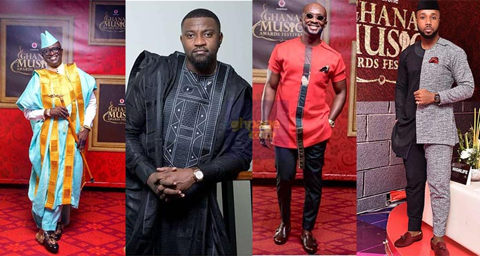 Photos: Here Are The 10 Best Dressed Celebrities At The VGMA 2018