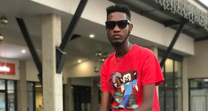 Rapper Ypee get a new car worth Ghc. 132,787 from his boss(Photos)