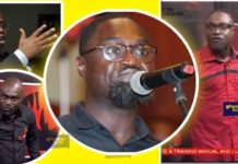 How Sports Presenter Countryman Songo Lost His Job Criticizing Kwesi Nyantakyi