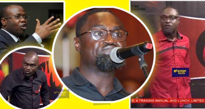 How Sports Presenter Countryman Songo Lost His Job Criticizing Kwesi Nyantakyi