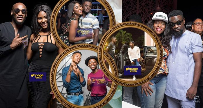 What Your Favourite Celebrities Wore To The Launch Of AFRIMA 2018