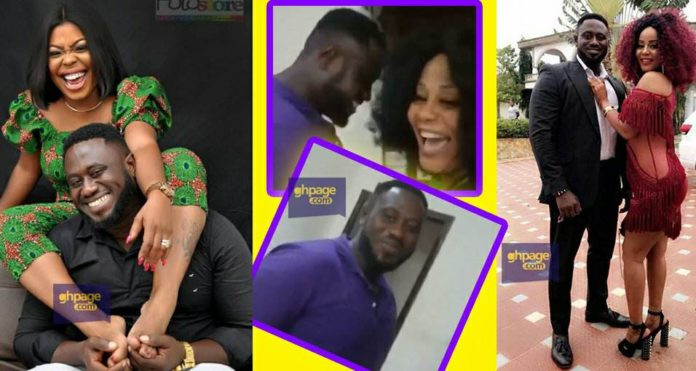 Ex-Husband Of Afia Schwarzenegger Shares New Video With Girlfriend To Mock Her