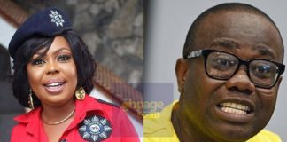 Comedienne Afia Schwarzenegger Reacts To The President Directive To Arrest GFA Boss
