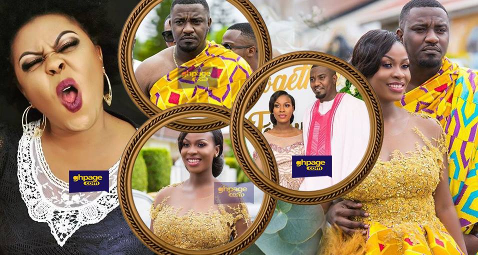 John Dumelo Will Cheat On His Wife Soon - Afia Schwarzenegger prophesies