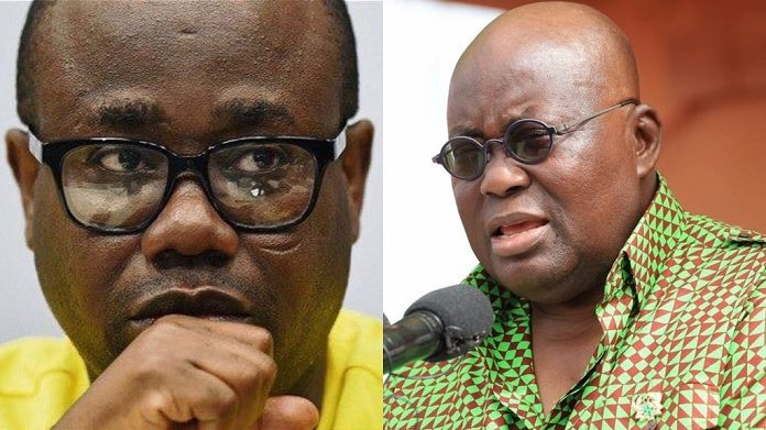 President Akufo Addo Orders The Arrest Of GFA President Kwesi Nyantakyi For Fraud