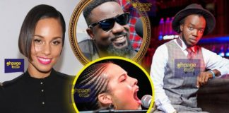 Akwaboah charges Alicia Keysbetween GH¢70K to GH¢10K per song he writes for her