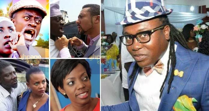 The Ghana Movie Industry Is In A Coma – Amandzeba