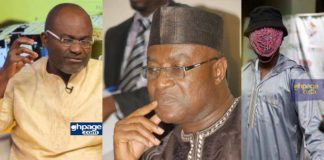 Kennedy Agyapong Warns Osei Kyei-Mensah-Bonsu over Anas' video