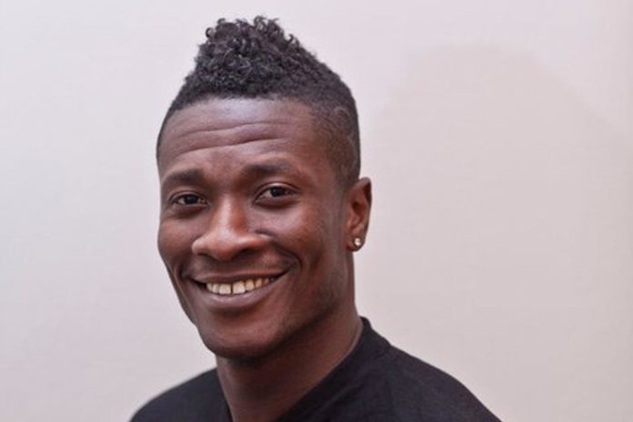 Blackstars Captain Asamoah Gyan Announces He's Setting Up A New Sports Bar