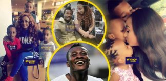 Asamoah Gyan's wife shares lovely Photos of her children on Mother's Day